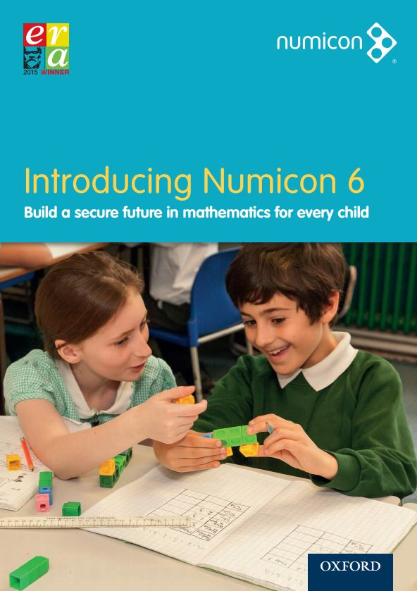 Numicon Year 6 Sample Pages (PDF)