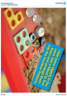 Numicon ideas with sand, playdough and pegs (PDF)