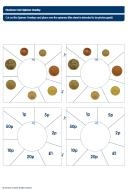 Numicon Coin Spinner Overlay (PDF)