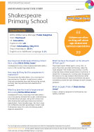 Case Study from Shakespeare Primary School (PDF)