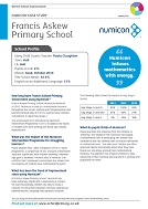 Case Study from Francis Askew Primary School (PDF)