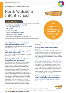 Case Study from North Walsham Infant School (PDF)