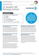 Case Study from St Joseph's RC Primary School (PDF)