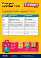 GCSE Geography OCR Command Word Poster (PDF)