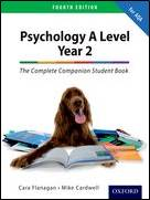 The Complete Companions for AQA A Level Psychology Year 2 Student Book