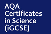 AQA Certificates in Science (iGCSE)
