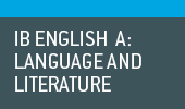 IB English A Language and Literature