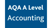 Part of AQA A Level Accounting