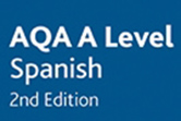 Part of AQA A Level Spanish 2nd edition