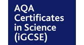 Part of AQA Certificates