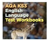 Part of AQA KS3 English Language Test Workbooks?