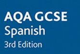 Part of AQA GCSE Spanish 3rd edition