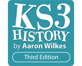 Part of KS3 History by Aaron Wilkes Third Edition