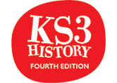 Part of Key Stage 3 History by Aaron Wilkes 4th Edition