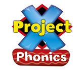 Part of Project X Phonics