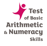 Part of Test of Basic Arithmetic and Numeracy Skills (TOBANS)