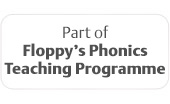 Part of Floppy's Phonics Teaching Programme