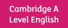 Cambridge A Level English