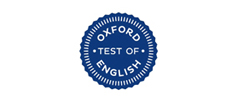 <small>¿Quién acepta el Oxford Test of English?</small>