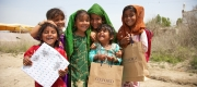 OUP donates books for flood-affected children in Pakistan