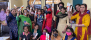 Literacy India and OUP dedicate education and skills development centre to women