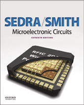 Sedra And Smith Microelectronic Circuits 6th Edition Pdf