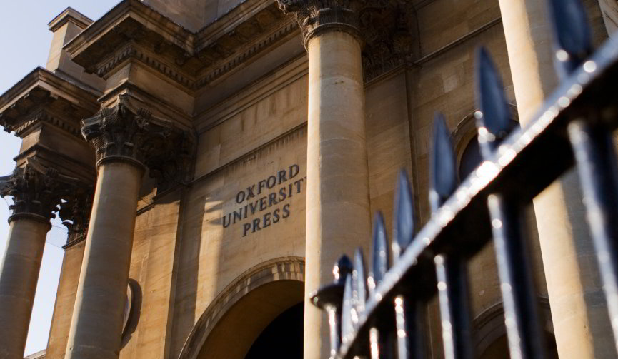 Over 500 Years Of Quality Scholarship For More Than Oxford University Press