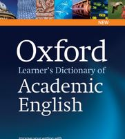 OUP launches first learners' dictionary for academic English