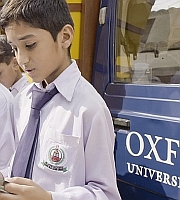 Strong emerging market performance drives growth at OUP