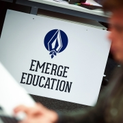 OUP increases commitment to EdTech start-up accelerator Emerge Education