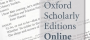 OUP makes scholarly editions available online through innovative new platform