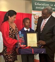 South African learner wins Oxford University Press centenary stamp competition