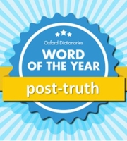 Oxford University Press announces 'post-truth' as Word of the Year 2016
