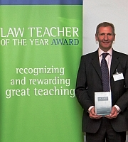 Oxford University Press announces Law Teacher of the Year 2017