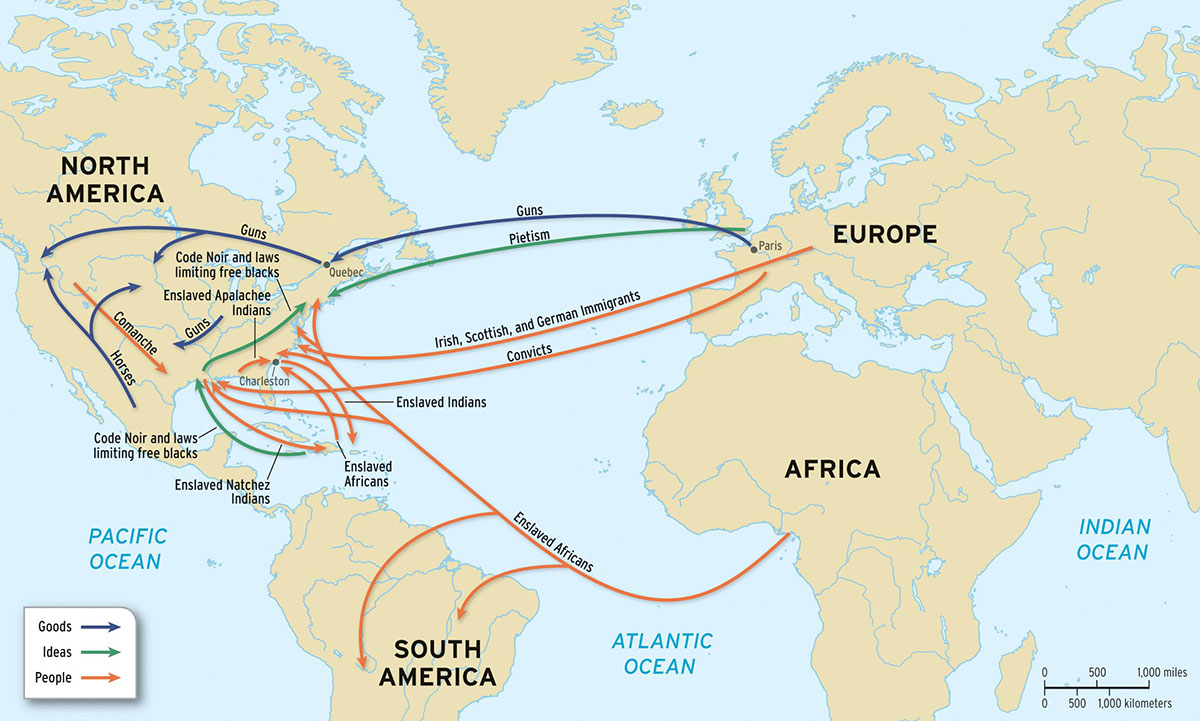 north atlantic slave trade The best-known triangular trading system is the transatlantic slave trade, that operated from the late 16th to early 19th centuries, carrying slaves, cash crops, and manufactured goods between west africa, caribbean or american colonies and the european colonial powers, with the northern colonies of british north america, especially new england, sometimes taking over the role of europe.