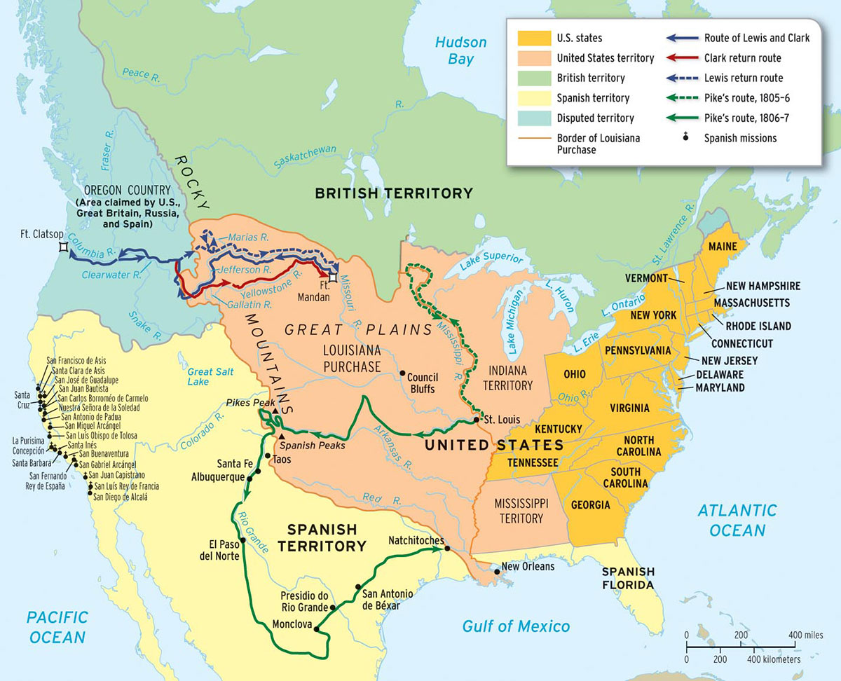 development of united states 1700 1800 The early 1800s saw the united states some who entered the country in the 1700s and early 1800s had no america's demographic changes in the early 1800s.